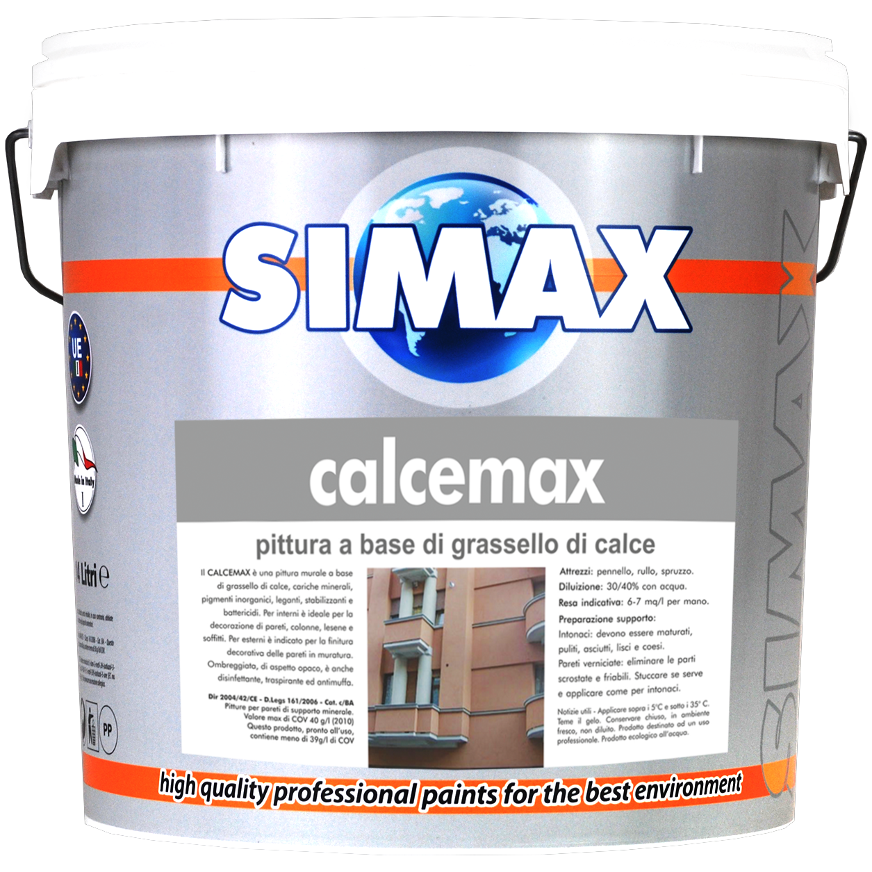 Calce Max Simax Quality Paints